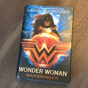 Autographed Wonder Woman by Leigh Bardugo